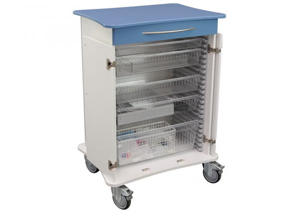 Behandlingsvagn med ISO backar, CareVan V20