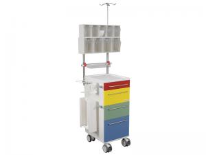 Anestesivagn - Liten, CareVan V10