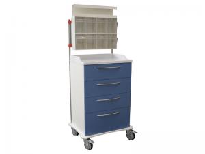 anestesivagn CareVan V20 blå front