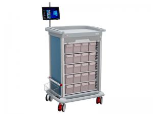 PRECISO Data- & Läkemedelsvagn
