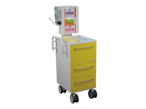 Hygienvagn / Isoleringsvagn