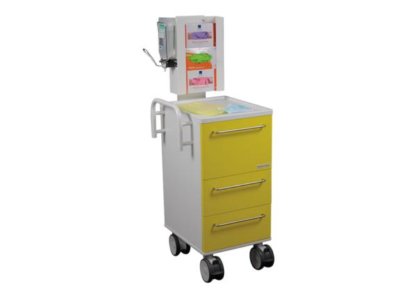 Infektionsvagn - Isoleringsvagn