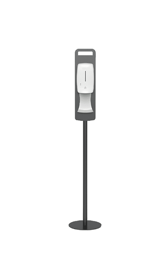 Automatiska handspritsdispensers - golv